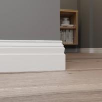 Плинтус Ultrawood арт. Base 0022 (2440 x 80 x 12 мм.)