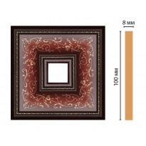 Вставка цветная Decomaster 188-2-52 (100*100*8)