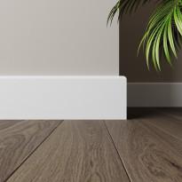 Плинтус Ultrawood арт. Base 8012 (2440 x 80 x 12 мм.)