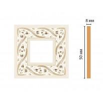 Вставка цветная Decomaster 130-2-6 (50*50*8)