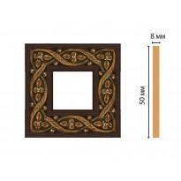Вставка цветная Decomaster 130-2-1 (50*50*8)