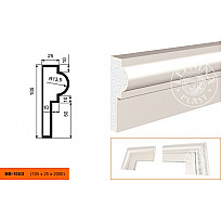 Молдинг  МВ-105/3 (105х40х2000)