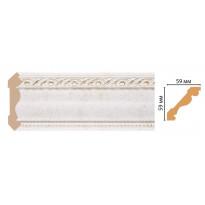 Карниз потолочный Decomaster 123-40 (59*59*2400)