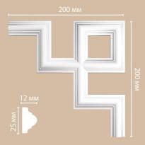 Угловой элемент 97012-4 Decomaster