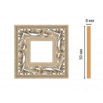 Вставка цветная Decomaster 130-2-59 (50*50*8)
