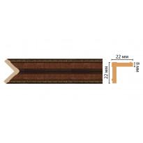 Цветной угол Decomaster 116M-2 (22*22*2400)