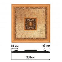 Декоративное панно Decomaster D31-1223 (300*300*32)