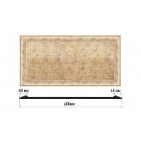 Декоративное панно Decomaster D3060-553 (600*300*18)
