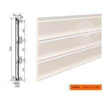 Накладка  СВ-50/3  панель (1000х50х2000)