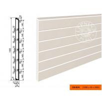 Накладка  СВ-50/6  панель (1000х50х2000)