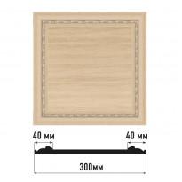 Декоративная панно Decomaster D30-11 (300*300*18)