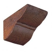 консоль Рустик (дуб темный) под балки 200*130мм и 190*170мм