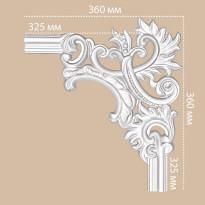 Угловой элемент 97803-2 R Decomaster