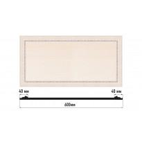 Декоративное панно Decomaster D3060-14 (600*300*18)