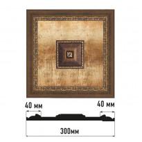Декоративное панно Decomaster D31-56 (300*300*32)