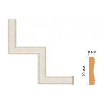 Декоративный угловой элемент Decomaster 188-1-15 (300*300)