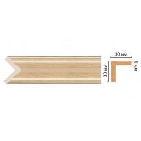 Цветной угол Decomaster 116-11 (30*30*2400)