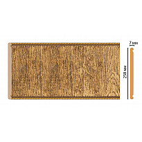 Декоративная панель Decomaster C25-4 (250*7*2400)