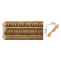 Карниз потолочный Decomaster 122-43 (72*72*2400)