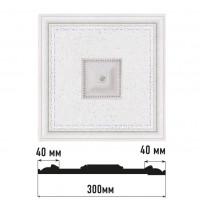 Декоративное панно Decomaster D31-42 (300*300*32)