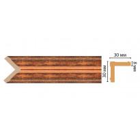 Цветной угол Decomaster 116-767 (30*30*2400) ДМ