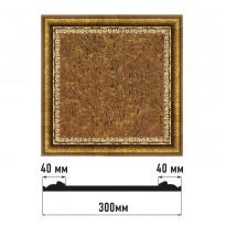 Декоративное панно Decomaster D30-43 (300*300*18)