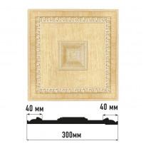 Декоративное панно Decomaster D31-5 (300*300*32)