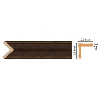 Цветной угол Decomaster 116M-1 (22*22*2400)