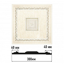 Декоративное панно Decomaster D31-7D (300*300*32)