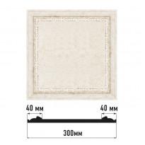 Декоративное панно Decomaster D30-41 (300*300*18)