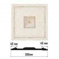 Декоративное панно Decomaster D31-41 (300*300*32)