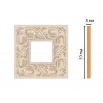 Вставка цветная Decomaster 130C-2-18D (50*50*8)