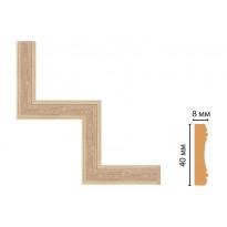 Декоративный угловой элемент Decomaster 188-1-11 (300*300)