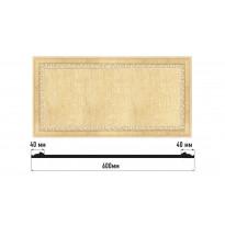 Декоративное панно Decomaster D3060-5 (600*300*18)