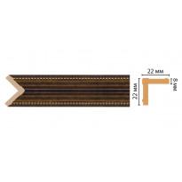 Цветной угол Decomaster 116M-56 (22*22*2400)