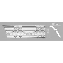 Плинтус потолочный DECOMASTER 95092/16 (130х110х2400мм)