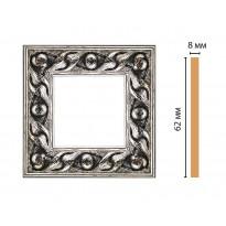 Вставка цветная Decomaster 130-2-44 (62*62*8)