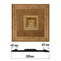 Декоративное панно Decomaster D31-4 (300*300*32)