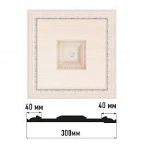 Декоративное панно Decomaster D31-14 (300*300*32)