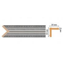 Цветной угол Decomaster 116-55 (30*30*2400) ДМ