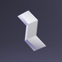 3D Панель Elementary Mercury E-1049 Artpole