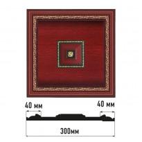 Декоративное панно Decomaster D31-52 (300*300*32)