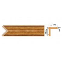 Цветной угол Decomaster 116M-58 (22*22*2400)