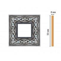 Вставка цветная Decomaster 130-2-55 (50*50*8)