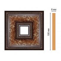 Вставка цветная Decomaster 188-2-51 (100*100*8)