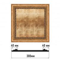 Декоративная панно Decomaster D30-57 (300*300*18)