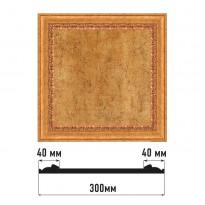 Декоративная панно Decomaster D30-58 (300*300*18)