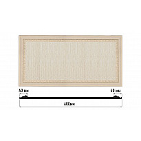 Декоративное панно Decomaster D3060-18D (600*300*18)