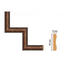 Декоративный угловой элемент Decomaster 188-1-51 (300*300)