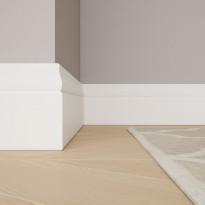 Плинтус Ultrawood арт. Base 5748 (2440 x 83 x 9 мм.)
